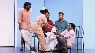 #ThakarppanComedy I Funny labour room skit!!! I Mazhavil Manorama