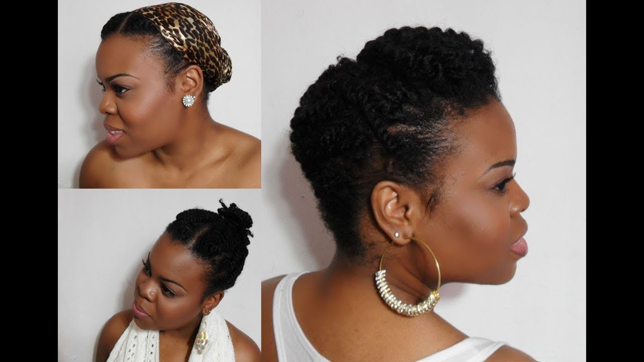 5 Ways To Wear Your Twists Protective Hairstyles For