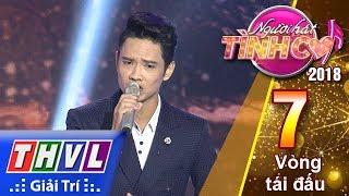 THVL | Người hát tình ca Mùa 3 - Tập 7[3]: Nụ cười biệt ly - Nhật Duy
