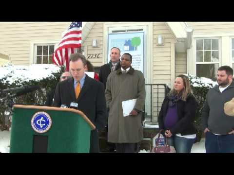 HomeFront - Cuyahoga County Veteran's Home Ownership Program Launch