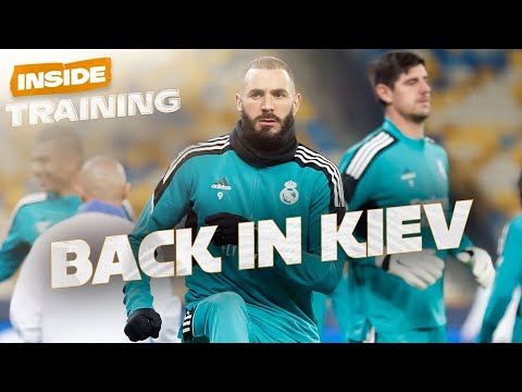 Real Madrid, READY FOR SHAKHTAR!   Champions League   Benzema & Kroos
