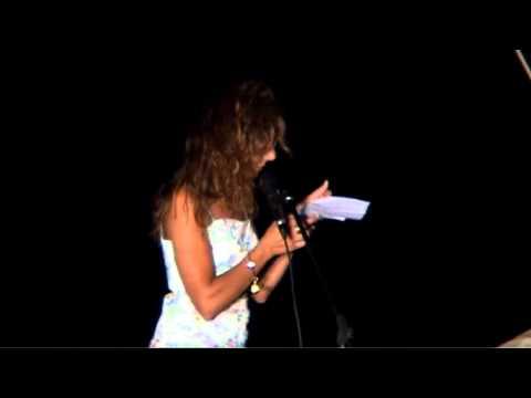 Rosanna Udanch recita; Aurora