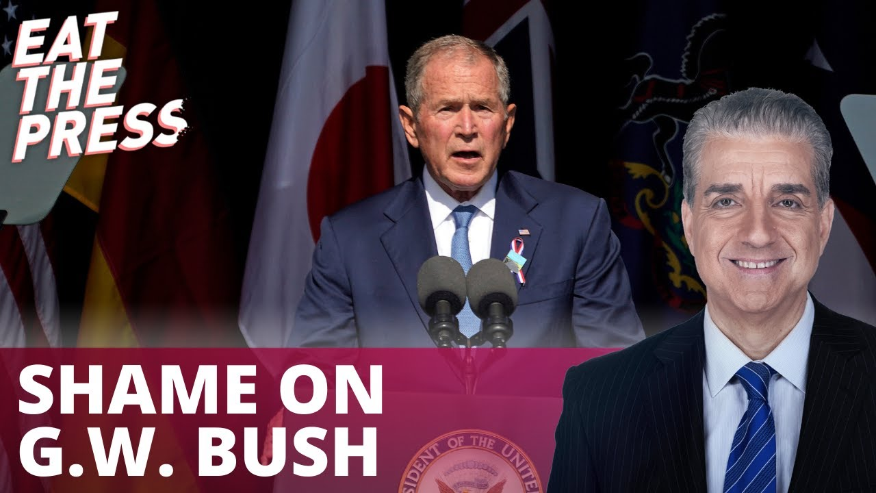 G.W. Bush Sounded More Like Obama Or Clinton