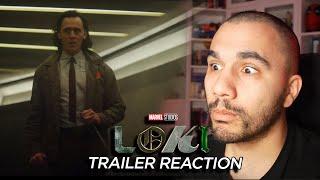 Loki - Trailer REACTION - Datemelo ORA!