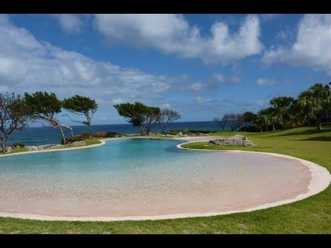 Magnificent oceanfront villa in prestigious location - Million Dollar Property Dominican Republic