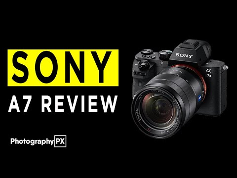 Sony A7 Mirrorless Camera Review & Hands On
