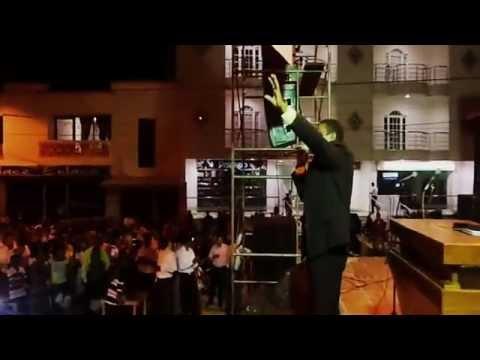 PELLO OSORIO - JESUS EL UNICO SALVADOR - EN PLATO MAGD..