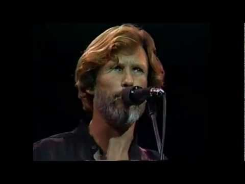 Kris Kristofferson  - Me And Bobby McGee (1979)