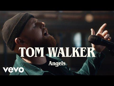 Tom Walker - Angels (Live) | Vevo UK LIFT
