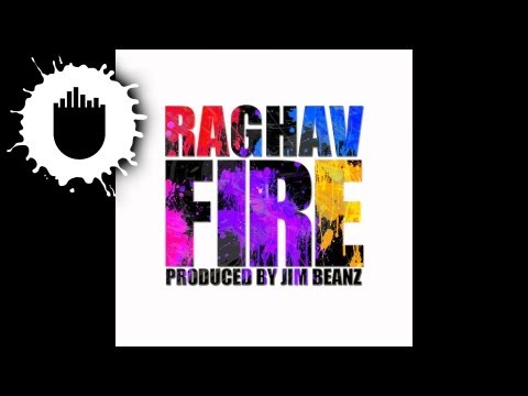 Raghav - Fire (Cover Art)