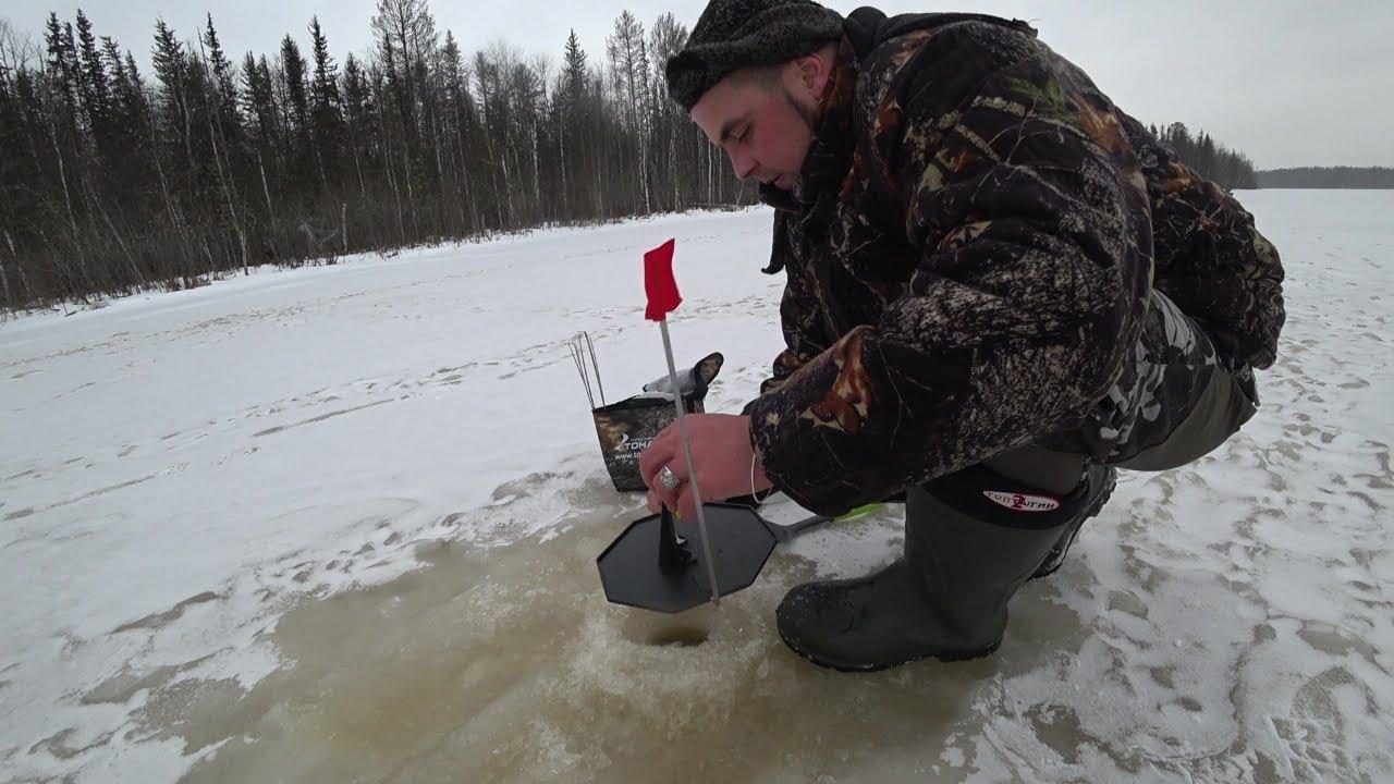Рыбалка на таежных реках