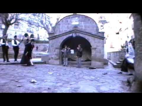 Festa del Brut i la Bruta, la Llordera de Torà any 1993