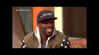 50 Cent goes Hollywood - TV total
