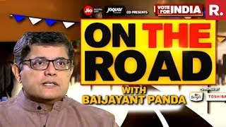 WATCH: 'On The Road' With BJP's Baijayant Panda | Republic TV Exclusive
