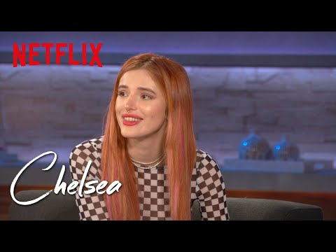 Bella Thorne Wants to Make a Difference (Full Interview)   Chelsea   Netflix