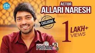 Actor Allari Naresh Exclusive Interview