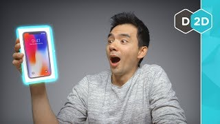The Worst iPhone X Unboxing EVER!
