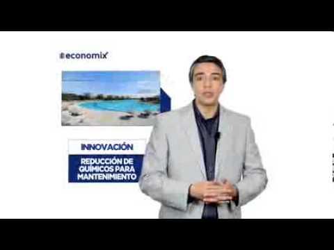Economix   Programa 656   11 7 2013   Una fábrica de lagunas cristalinas llegó a Córdoba
