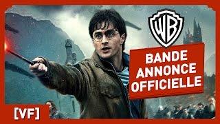 Harry potter et les reliques de la mort saison 2 :  bande-annonce VF