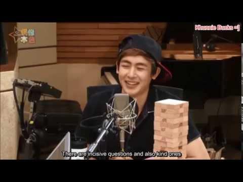 [ENG] 140621 MBC C-Radio 偶像本色 with Nichkhun Part 1 of 3