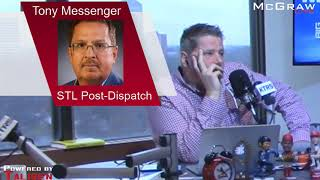 Tony Messenger: Navigating developing story of Governor Eric Greitens affair