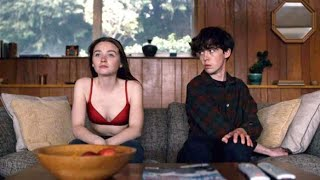 The end of the f *** ing world whatsapp status