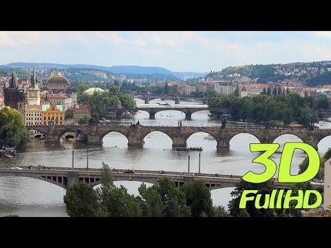 [3D] Hanavský pavilon, Prague, Czech Republic / Hanavský pavilon, Praha, Česko / Praga, Czechy