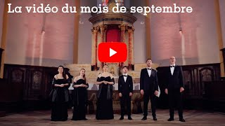 video La vidéo du mois de septembre des Voix Animées