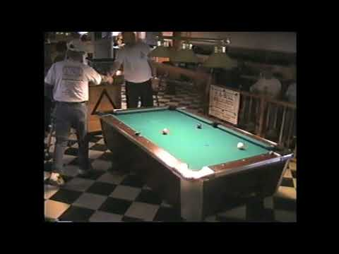 8-Ball Pool Tournament part two  3-27-04