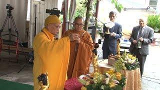 Phỏng Vấn Chư Tôn Đức - Phật Tử - Lễ Phật Đản PL 2563 - tại Chùa Quang Thiện - 19-5-2019