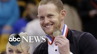 American figure skater commits suicide after sexual misconduct allegations