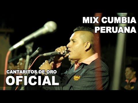 Mix Cumbia Peruana CANTARITOS DE ORO Concierto Bernal 2015 HD