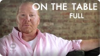 Heated in the Kitchen w/ Mario Batali & Eric Ripert | On The Table Ep. 2 Full | Reserve Channel