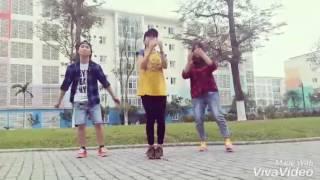 [ Dancing SEVT ] Em chưa 18 - Choreography by Trang Chik Pog