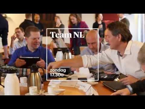 Promo BSN bij TeamNL RTLZ