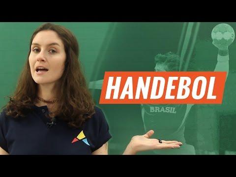 Glossário Olímpico | Handebol