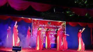Múa Người Đến Từ Triều Châu - Đêm Văn Nghệ thôn Ngọc Thạch II