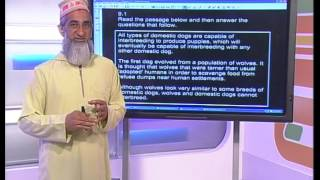 Life Sciences: Exam Questions 16 June 2012 (English)
