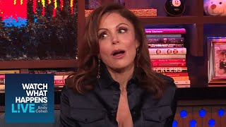 Bethenny Frankel on Sunny Hostin Comments & Kelly Bensimon Mentioning Her in the Press | WWHL
