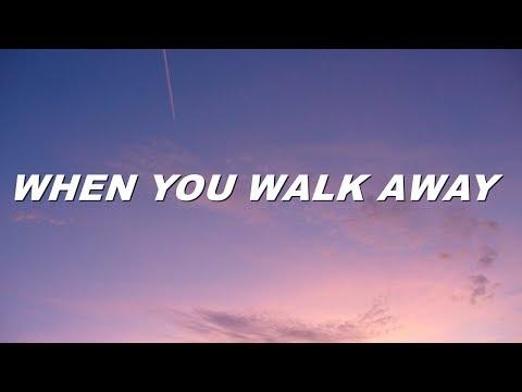 5sos - when you walk away (lyrics)