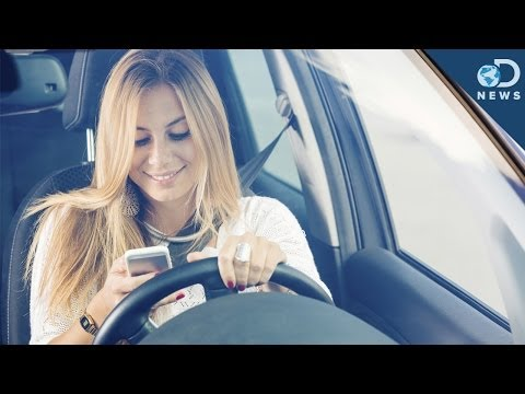 Cell Phone Bans Don't Make Roads Safer! - DNews  - ajYstgk5ez4 -