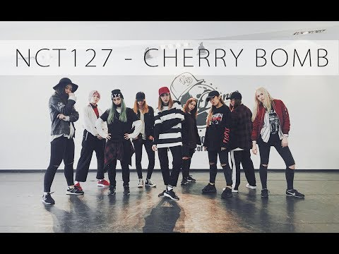 NCT 127 (엔시티 127) - CHERRY BOMB cover by X.EAST
