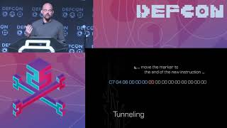 DEF CON 25 - Christopher Domas - Breaking the x86 Instruction Set