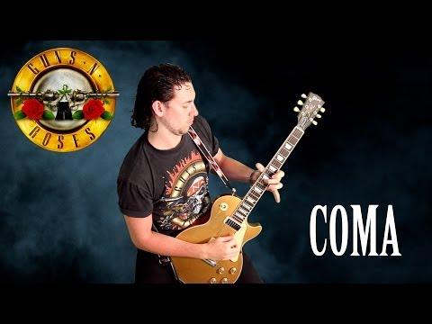 Baixar Guns N' Roses - Coma - *INSTRUMENTAL COVER* performed by Karl Golden