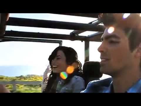 make a wave - Joe Jonas & Demi Lovato