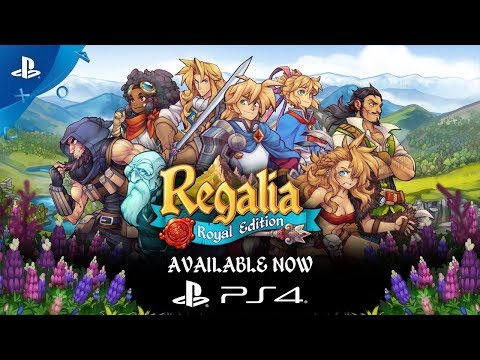 Regalia: Of Men and Monarchs - Royal Edition Video Screenshot 1