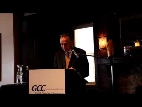 Minister Peter Kent Lunch January 25, 2013