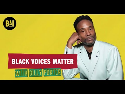 Billy Porter Talks With Black AIDS Institute About HIV, Stigma, and Black Freedom