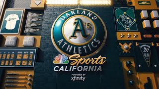 2020 MLB on NBC Sports California Oakland A's Intro/Theme