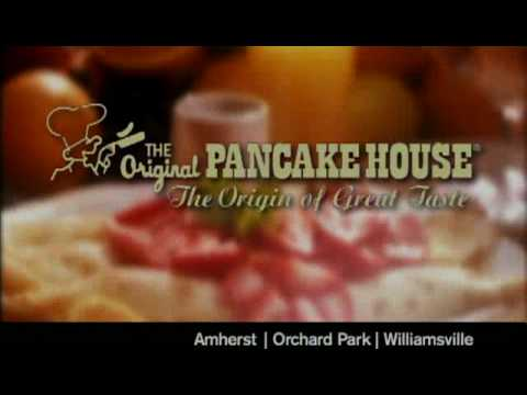 "The Original Pancake House - ""The Origin of Great Taste"" :30 Spot"